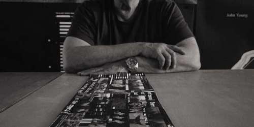«Je suis un fantôme, pas un photographe de guerre» : Gilles Peress publie ses photos sur le conflit nord-irlandais