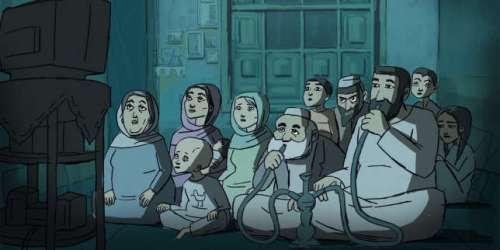 Au festival d'Annecy, l'animation sur les chemins du conte engagé