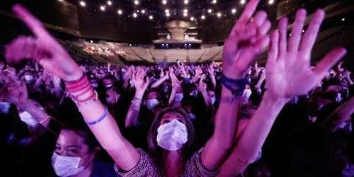 Musique: des concerts debout et sans jauge à partir du 30juin