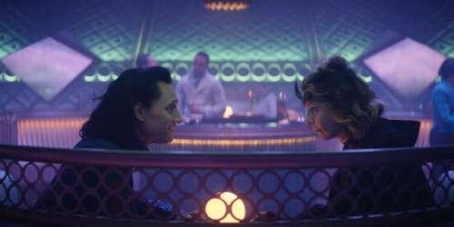 «Loki», épisode3: le dieu delamalice sefamiliarise avec son double