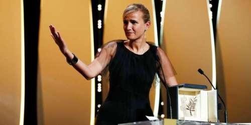 Festival de Cannes: la Française Julia Ducournau remporte la Palme d'or pour son film «Titane»