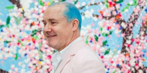Damien Hirst: «L'art sert à nier la mort»