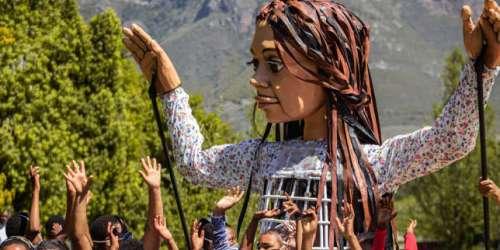 Performance: dans «The Walk», «Amal marche à la recherche de sa mère»