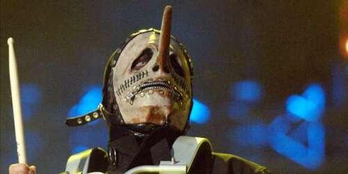 Joey Jordison, cofondateur du groupe de metal Slipknot, est mort