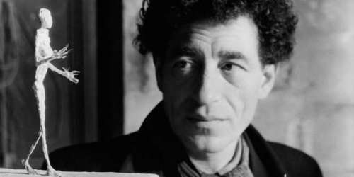 Le retour en grâce d'Alberto Giacometti