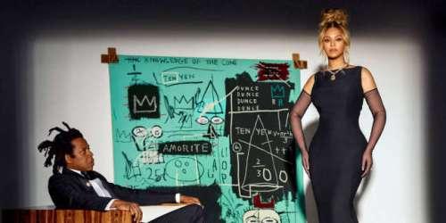 Mode, joaillerie… Le peintre Jean-Michel Basquiat, nouvelle icône des marques