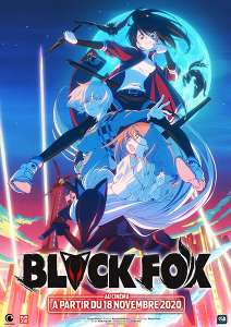 Le film d'animation Black Fox au cinéma en France !