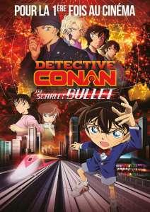 Détective Conan - The Scarlet Bullet sortira le 26 mai