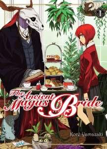 Un nouveau projet animé annoncé pour le manga The Ancient Magus Bride !