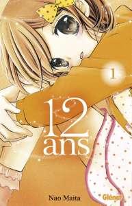 Un nouveau tome pour le manga 12 ans !