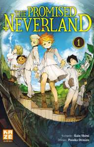 The Promised Neverland adapté en série live-action américaine !
