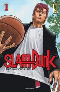 Un nouveau film d'animation Slam Dunk annoncé !