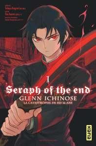 Le manga Seraph of the End - Glenn Ichinose approche de sa conclusion au Japon !