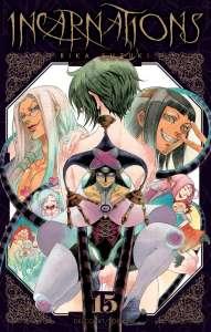 Le manga Incarnations approche de la fin au Japon !