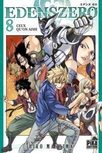 Une annonce importante bientôt dévoilée pour le manga Eden's Zero !