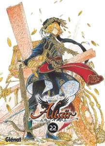 Le manga Altair approche de sa fin au Japon