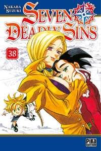 Un one-shot pour le manga Seven Deadly Sins !