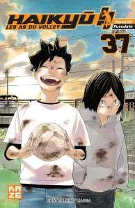 Le manga Haikyu atteint son climax !