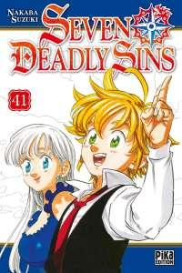 Une édition spéciale pour le dernier tome du manga Seven Deadly Sins !