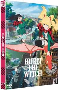 Burn the witch en DVD et Blu-ray chez Kazé