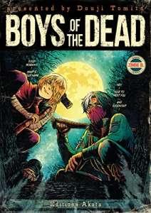 Boys of the Dead de Tomita Douji au format papier en Février 2022