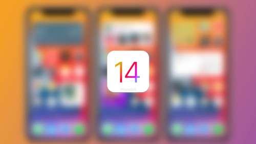 Apple publie la mise à jour iOS 14.5.1 et iOS 12.5.3 (failles web)