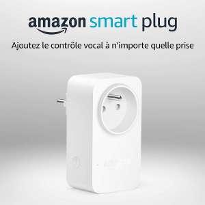 Soldes : La prise connectée d'Amazon est à 9,99€ avec un code promo