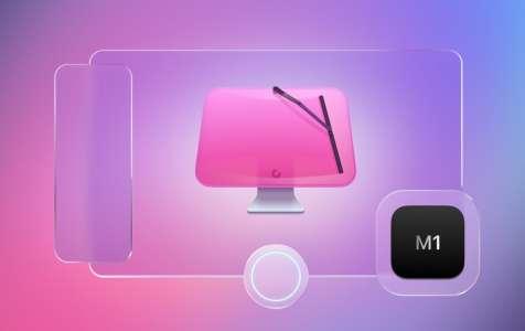 CleanMyMac s'offre un nouveau design et les Mac M1