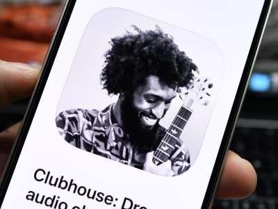 Clubhouse muscle la sécurité de son application