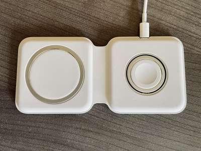 Le MagSafe Duo ne peut pas charger rapidement l'Apple Watch 7
