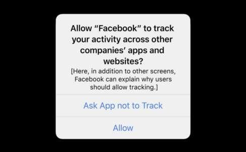 Anti suivi publicitaire d'iOS 14.5 : les applications chinoises ont réussi à contourner