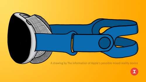 Un brevet d'App Store pour le futur casque VR d'Apple