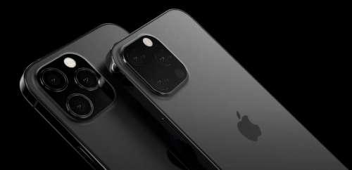 iPhone 13 : confirmation des 1 To de stockage et du LiDAR sur tous les modèles