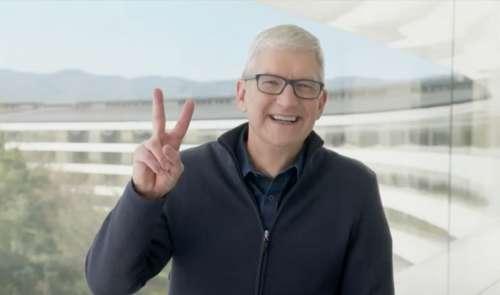 Tim Cook veut lancer l'Apple Car ou l'Apple Glass avant de partir