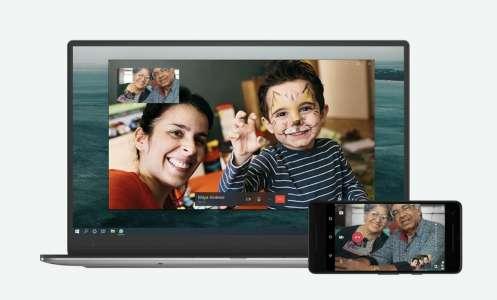 WhatsApp : les appels audio et vidéo chiffrés de bout en bout arrivent sur Mac et PC