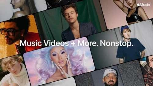 Lancement d'Apple Music TV au Canada et au Royaume-Uni