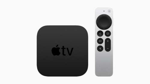 Une promo sur l'Apple TV 4K 2021 à 179€