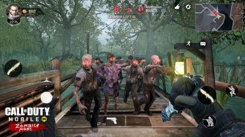 Call of Duty Mobile : le retour du mode Zombies est prévu