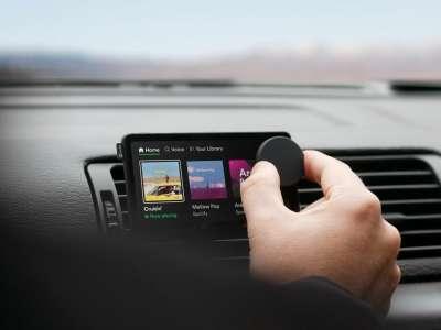 Spotify officialise son Car Thing pour faciliter l'écoute en voiture