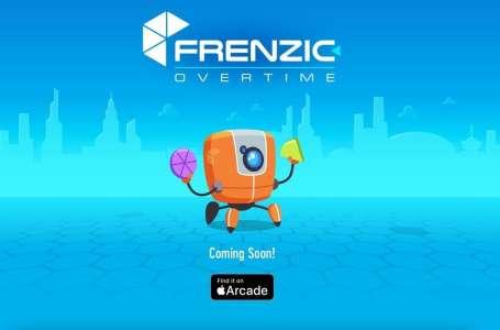 Frenzic Overtime : le jeu arrive bientôt sur Apple Arcade