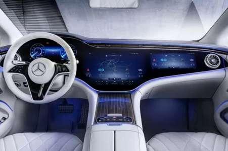 Apple Music implanté nativement dans les Mercedes