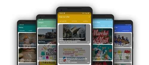AppCom : pour rester informé sur les actualités de sa ville