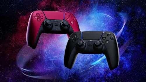 Sony dévoile de nouvelles manettes DualSense