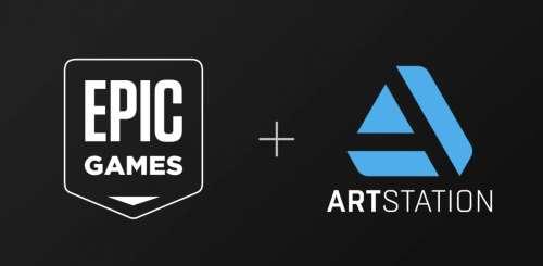 En plein procès avec Apple, Epic Games rachète ArtStation et baisse la commission de 30%