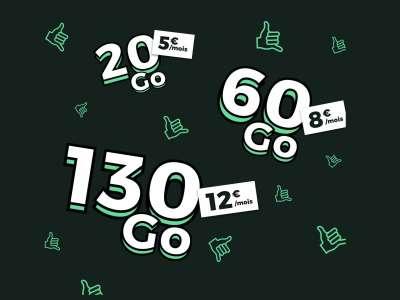 Promo : RED SFR lance des forfaits 4G à 5€ et un 5G à 17€ !