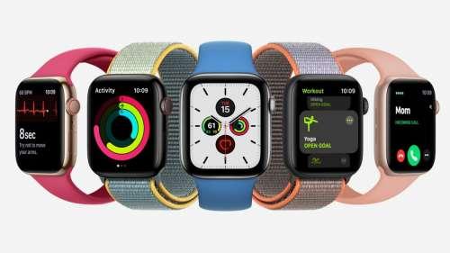 Prime Day 2021 : les Apple Watch sont en promotion