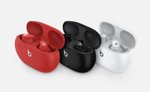 Apple annonce les Beats Studio Buds à 149€