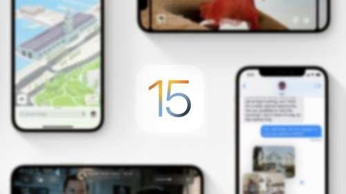 iOS 15 : les cartes d'identité pourraient être ajoutées avec la reconnaissance faciale
