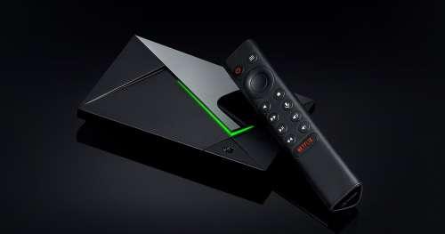 L'application Apple TV est disponible sur la Nvidia Shield Android TV