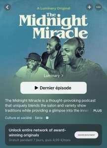 Les abonnements sont arrivés dans Apple Podcasts